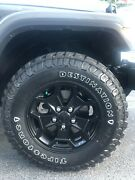 17 Inch Willys Wheels And Mud Tires