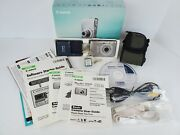 Canon Powershot Sd630 Digital Elph Camera - With Box, Case, Accessories