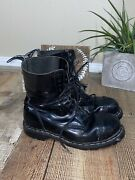 Gripfast 10 Eye Menand039s Size 8 Boots Made In England