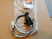 Nos Oem Main Ignition Switch Assembly, Keys - 1979 1980 1981 Yamaha Qt50 80 Lc50
