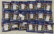 Retired Lego 71012 Disney Minifigures Series 1 Cmf Set Of 18 Sealed In Bags