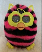 Furby Boom, 2012 Interactive Generation, Pink And Black Stripes