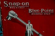 Vtg Snap-on Blue Point Direct Tool Wrenches Mechanics' Tool 1942 Catalog 'p'