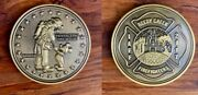 Official Disney Reedy Creek Fire Dept Rescue Emergency Services Iaff 2117 Coin