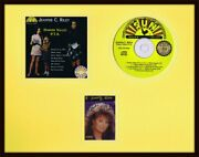 Jeannie C Riley Signed Framed 11x14 Harper Valley Pta Cd And Photo Display