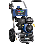 Gas Powered High Pressure Washer Machine With 5 Nozzles 3400 Psi Heavy-duty