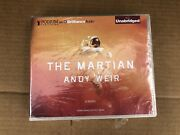 The Martian By Andy Weir Audio Book 9 Cd Set Unabridged Edition Complete