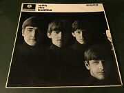 Beatles With The Beatles Vinyl Lp 2nd Original Y And B Mono Pressing Pmc 1206 Ex