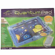 Nib Leapfrog Quantum Leap Pad Learning System 3rd-5th Grade 8-11 Years Sealed