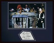 Roy Clark Signed Framed 11x14 Photo Display The Muppet Show
