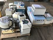 Huge Lot 23 Centrifuge Thermo Centra Gp8 Cl3 Mp4 Cl2 Clay Adams Dynac Drucker