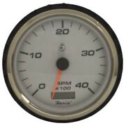 Faria Boat Oversized Tachometer Gauge Thc914a   Diesel 4 3/8 Inch