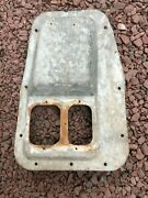 80-86 Ford F150 Bronco 4x4 - Manual Transmission 4 Speed - Cover Plate Tunnel