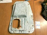 80-86 Ford F150 Bronco - Auto Automatic Transmission - Cover Plate Tunnel W/ 4x4