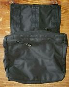 Firstspear Roll Up Style Cargo Pocket 6/9 Molle Black Utility Dump Pouch Mag