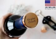 Personalized Wine Wedding Gifts Lot Of Custom Engraved Wine Bottle Stopper