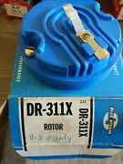 Nos Oem Dr-311x Distributor Rotor Buick Chevy Gmc Olds Studebaker Jeep 🇺🇸