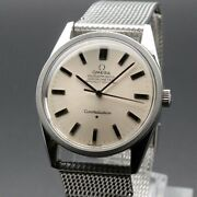 Omega Constellation Cal.712 Vintage 1966 Overhauled Antique Mens Watch F/s
