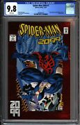 Spiderman 2099 1 Cgc 9.8 1st Actual Appearance Miguel Oand039hara 3803855023