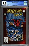 Spiderman 2099 1 Cgc 9.8 1st Actual Appearance Miguel Oand039hara 3803855020