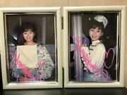 Must-see For Fans Minako Honda.autographed Name Photo