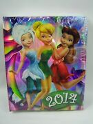Disney Fairies Tinker Bell Tink Photo Picture Album 2014 New Sealed