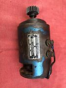American Indian Motorcycle Warrior Scout Chief Vertical Twin Generator / Dynamo