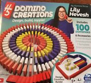 Domino Creations H5 By Lily Hevesh 100 Pieces And Accessories