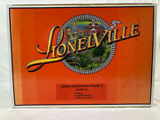 Lionel 6-34113 Lionelville Large Suburban House Ii Lighted Model Train Accessory
