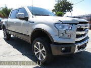 2017 Ford F-150 King Ranch 2017 Ford F-150 Salvage Damaged Vehicle Priced To Sell Wont Last L@@k