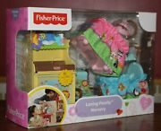 Fisher-price Loving Family Twins Nursery, New In The Box