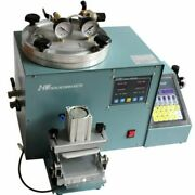 Automatic Digital Vacuum Aac Wax Injector Casting Equipment Machine With Control