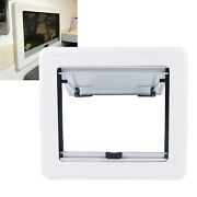 Rv Caravan Top Hinged Window Push Out Ventilation Hatch Ordering Size 450500mm