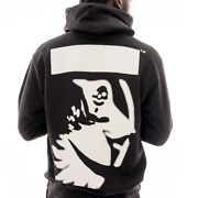 Virgil Abloh Ica Grim Reaper Hoodie Figures Of Speech Size Xl New Authentic