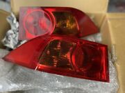 Jdm Acura Tsx Euro-r Cl7 Oem Tail Lights Lamps Outer Trunk Set 2004-2008