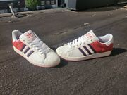 Independence Day Adidas Shell Toe Size 12