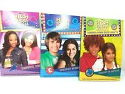 High School Musical Books Lot Of 4 Books 2,3, And 4 Paperback