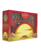Settlers Of Catan 3d Edition - Board Game Asmodee - New In Box