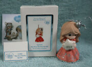 Precious Moments Hanging Ornament May Your Holiday Sparkle 141002 2014 Nib