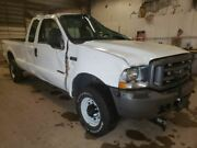 Rear Leaf Spring Main Spring Id Fits 02-04 Ford F250sd Pickup 833734-1