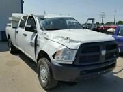 Front Axle 4.10 Ratio Fits 13 Dodge 2500 Pickup 530990-1