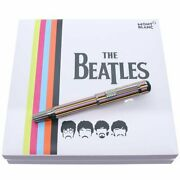 Beatls The Great Characters Rollerball Pen Special Edition 2017 W/box