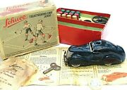Schuco Telesteering Car With Box And Instructions 1930s Original