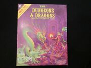 Dungeons And Dragons By Tsr Vintage New In The Box 1980