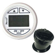 Faria Dress White 2 Depth Sounder W/in-hull Transducer
