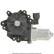 For Nissan Sentra 2007 Cardone Front Power Window Motor Tcp
