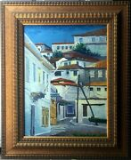 Us Dept State Ca Artist/ Embassy Collection Aginagreece