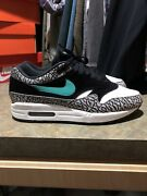 Nike Air Max 1 Elephant Atmos Cement 908366 001 Size Us Men 8.5 100 Authentic