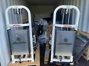 Life Fitness Hip Adductor And Life Fitness Hip Abductor Both Full Working Order