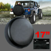 Spare Tire Cover Fit For Jeep Wrangler 17inch Size Xl Wheel Tire Cover T
